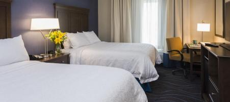 Hampton Inn Ottawa Airport