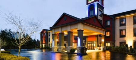 Holiday Inn Express Salmon Creek