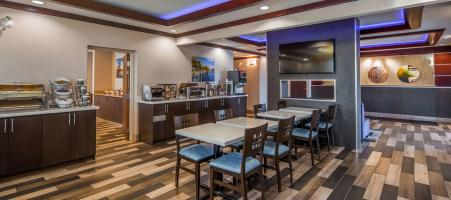 The Best Western Plus Barrie